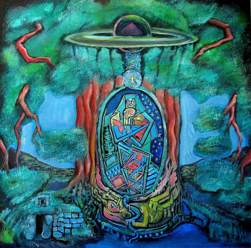The Hermit EP cover art